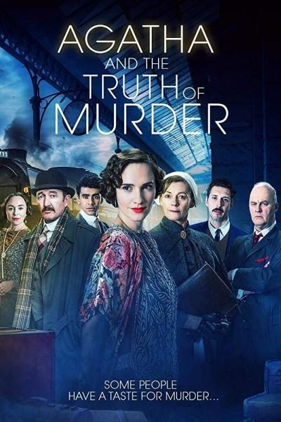 Caratula, cartel, poster o portada de Agatha Christie y la verdad del crimen