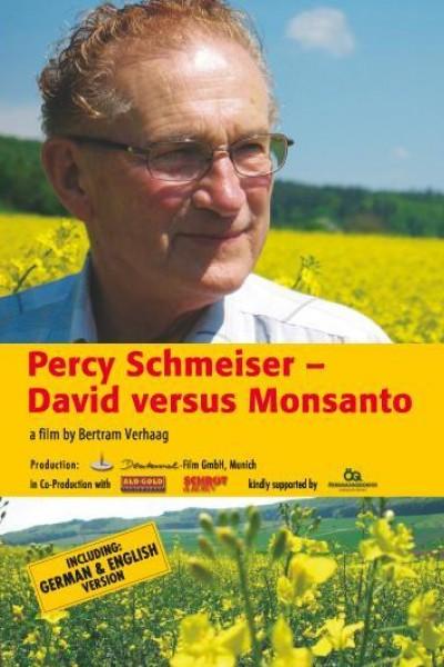 Caratula, cartel, poster o portada de Percy Schmeiser - David versus Monsanto