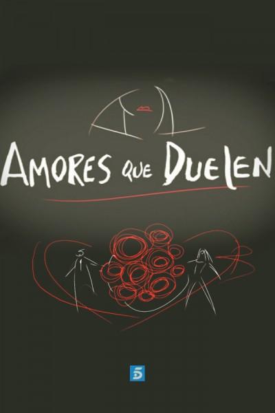 Caratula, cartel, poster o portada de Amores Que Duelen