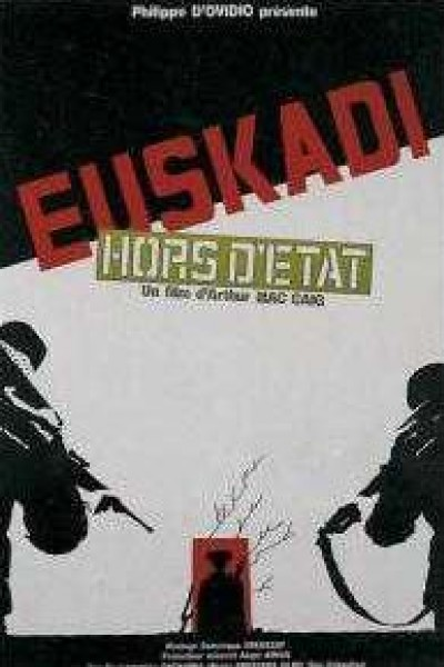 Caratula, cartel, poster o portada de Euskadi fuera de Estado