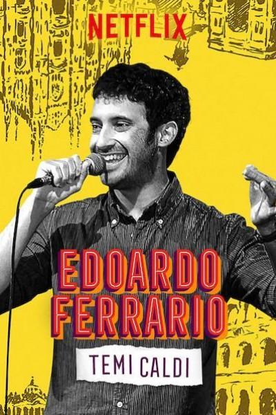 Caratula, cartel, poster o portada de Edoardo Ferrario: Temi Caldi