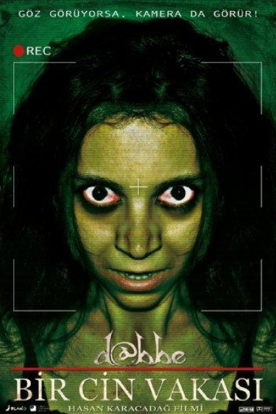 Caratula, cartel, poster o portada de Dabbe: Bir cin vakasi
