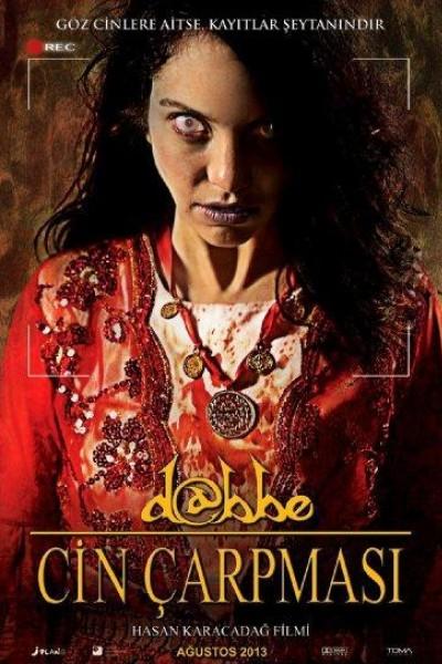 Caratula, cartel, poster o portada de Dabbe: Cin Çarpmasi