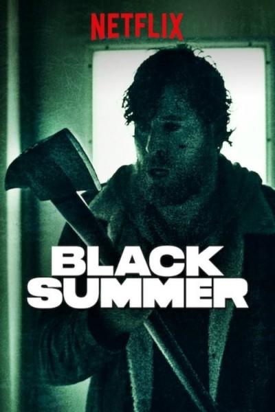 Caratula, cartel, poster o portada de Black Summer