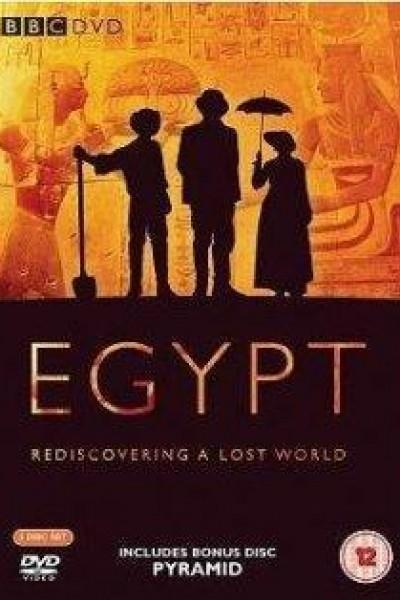 Caratula, cartel, poster o portada de Los misterios de Egipto: Redescubriendo el mundo antiguo