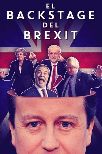 Caratula, cartel, poster o portada de El backstage del brexit