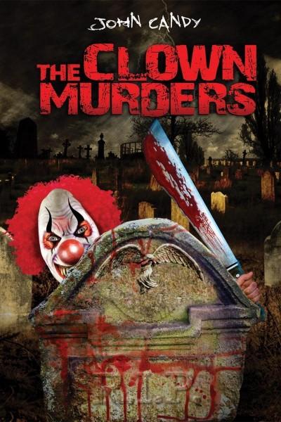Caratula, cartel, poster o portada de El payaso asesino