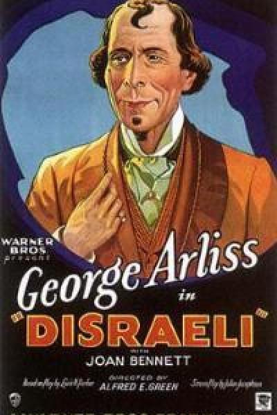 Caratula, cartel, poster o portada de Disraeli
