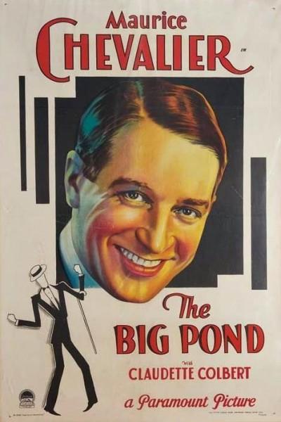 Caratula, cartel, poster o portada de The Big Pond
