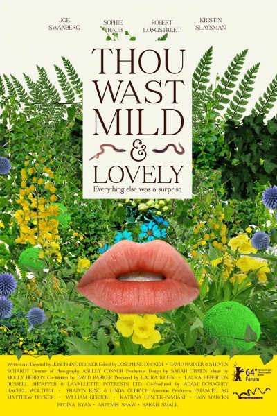 Caratula, cartel, poster o portada de Thou Wast Mild and Lovely