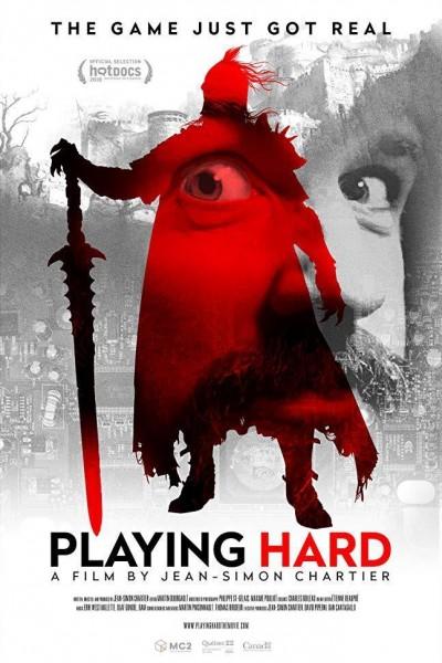 Caratula, cartel, poster o portada de Playing Hard