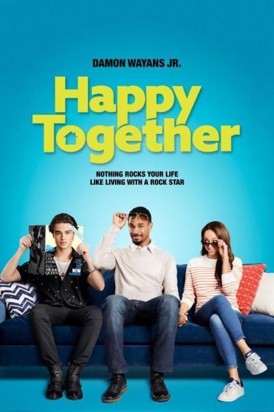 Caratula, cartel, poster o portada de Happy Together
