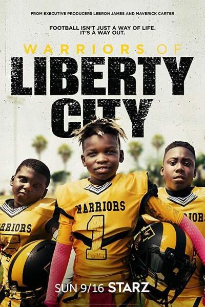 Caratula, cartel, poster o portada de Warriors of Liberty City