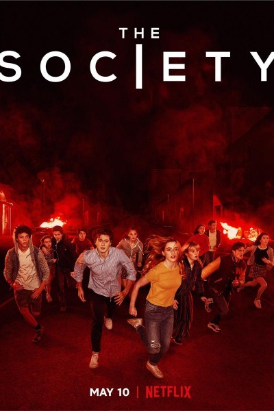 Caratula, cartel, poster o portada de The Society
