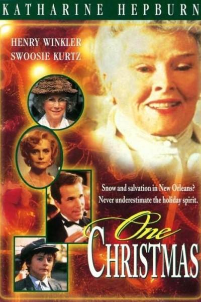 Caratula, cartel, poster o portada de One Christmas