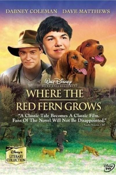 Caratula, cartel, poster o portada de Where the Red Fern Grows