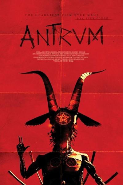 Caratula, cartel, poster o portada de Antrum: The Deadliest Film Ever Made