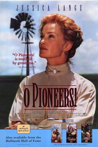 Caratula, cartel, poster o portada de O Pioneers!