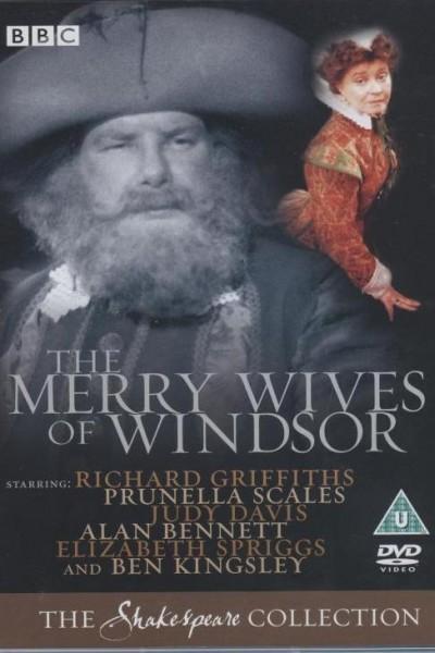 Caratula, cartel, poster o portada de Las alegres comadres de Windsor