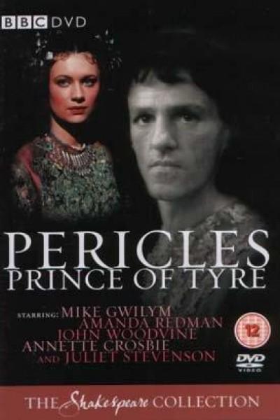 Caratula, cartel, poster o portada de Pericles, príncipe de Tiro