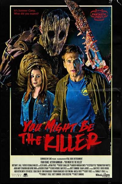 Caratula, cartel, poster o portada de You Might Be the Killer
