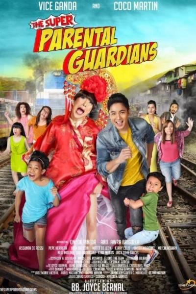 Caratula, cartel, poster o portada de The Super Parental Guardians