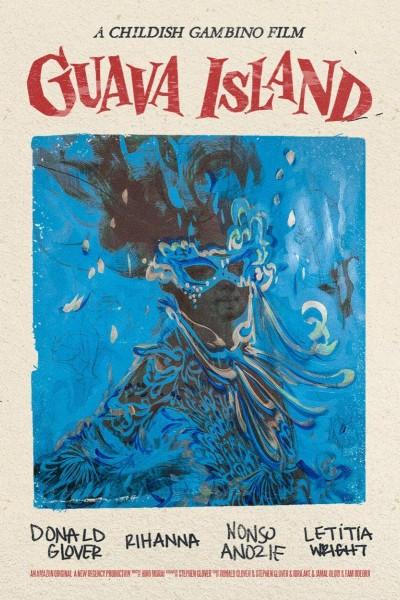 Caratula, cartel, poster o portada de Guava Island