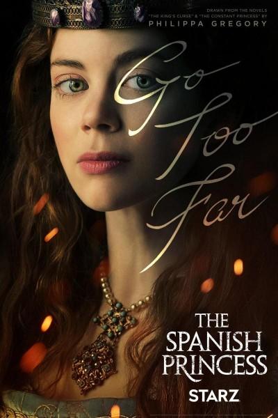 Caratula, cartel, poster o portada de The Spanish Princess