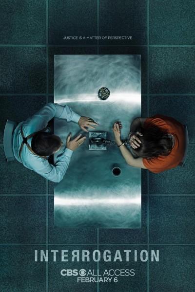 Caratula, cartel, poster o portada de Interrogation