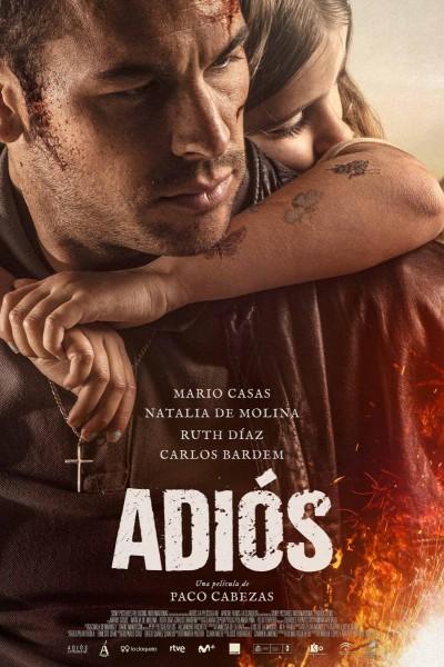 Caratula, cartel, poster o portada de Adiós