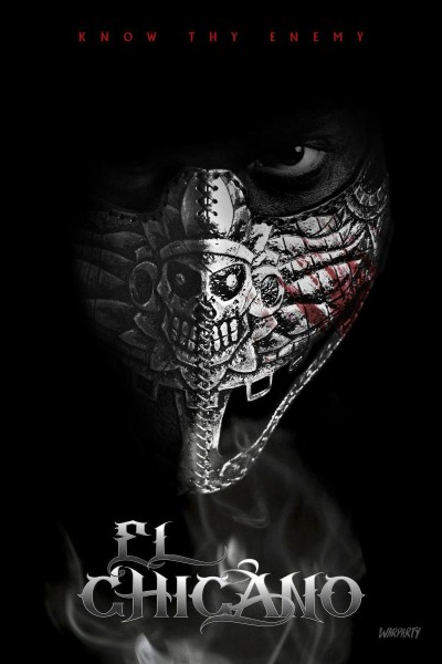 Caratula, cartel, poster o portada de El Chicano