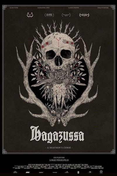 Caratula, cartel, poster o portada de Hagazussa