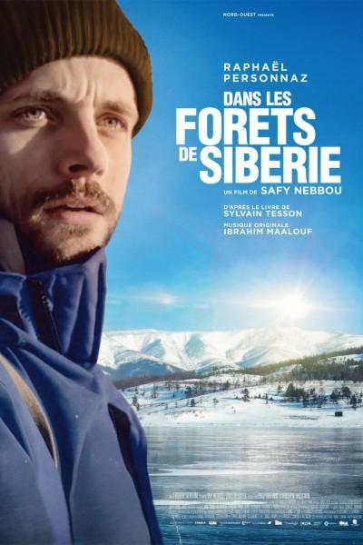 Caratula, cartel, poster o portada de Dans les forêts de Sibérie