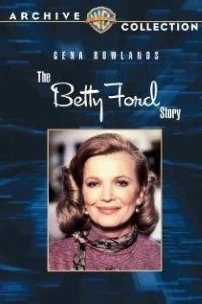 Caratula, cartel, poster o portada de La historia de Betty Ford