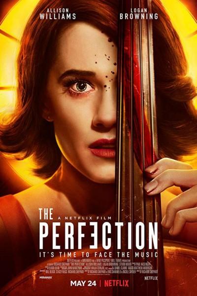Caratula, cartel, poster o portada de La perfección