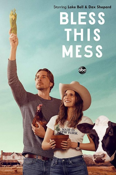 Caratula, cartel, poster o portada de Bless This Mess