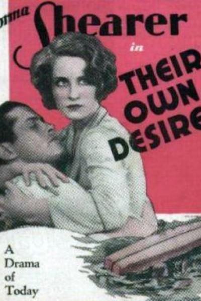 Caratula, cartel, poster o portada de Their Own Desire