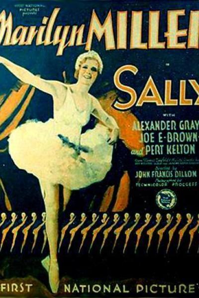 Caratula, cartel, poster o portada de Sally