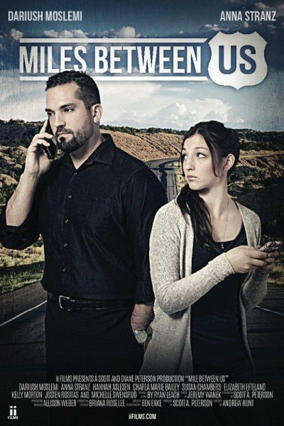 Caratula, cartel, poster o portada de Miles Between Us
