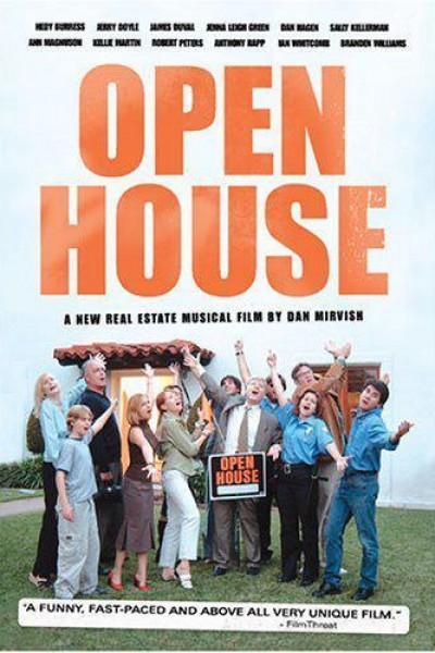 Caratula, cartel, poster o portada de Open House