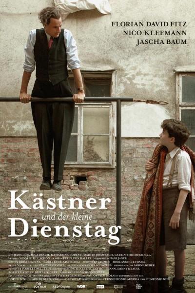 Caratula, cartel, poster o portada de Kästner und der kleine Dienstag