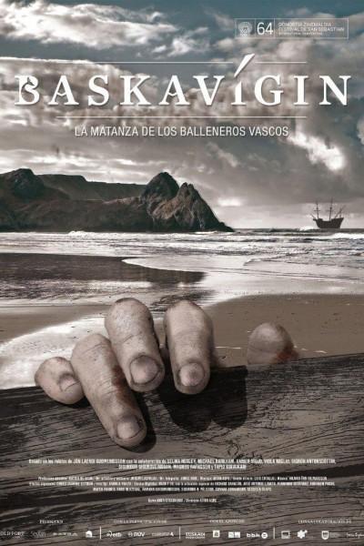 Caratula, cartel, poster o portada de Baskavígin. La matanza de los balleneros vascos