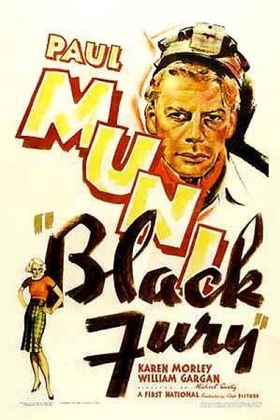 Caratula, cartel, poster o portada de Infierno negro