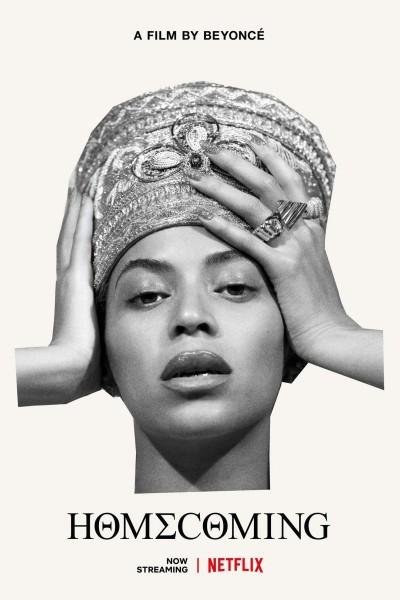 Caratula, cartel, poster o portada de Homecoming: A Film by Beyoncé