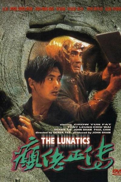 Caratula, cartel, poster o portada de The Lunatics