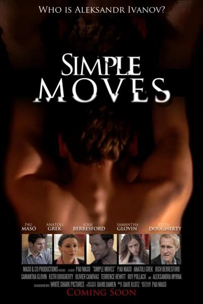 Caratula, cartel, poster o portada de Simple Moves