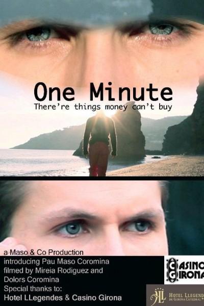 Caratula, cartel, poster o portada de One Minute