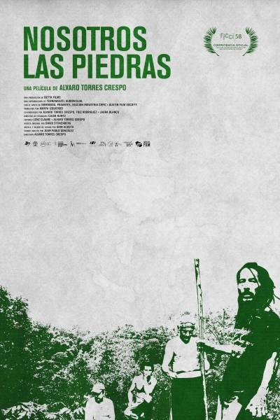Caratula, cartel, poster o portada de Nosotros las piedras
