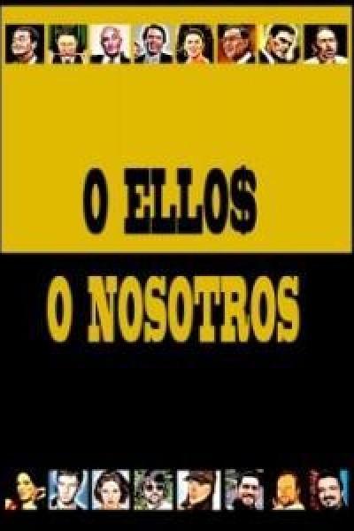 Caratula, cartel, poster o portada de O ellos o nosotros