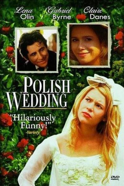 Caratula, cartel, poster o portada de La boda polaca
